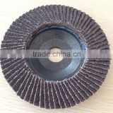 China supply of the the flexible automatic flap disc machine grinding disc