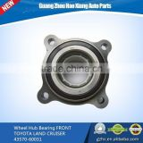 Wheel Hub Bearing FRONT for TOYOTA LAND CRUISER/J20/ 4500D/4700/5700/LEXUS LX570 43570-60031/4357060031