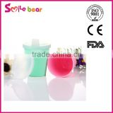 wholesale pp plastic baby bottle cup with sippy cup