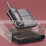 phone stand ,acrylic telephone stand