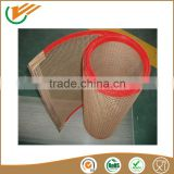 teflon coating insulation materials bull nose or metal claps bucket transmission conveyor belts