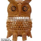 Wood home decoration animals