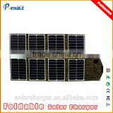 120W sunpower solar panel power for phone/lap top/ battery