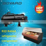 CE RoHS cooling system compressor lanhai replace sanyo for cold storage refrigerator freezer refrigerated saladette counter