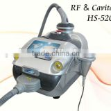ultrasonic cavitation&rf fat reduction body shaping beauty equipment for salon and clinic use