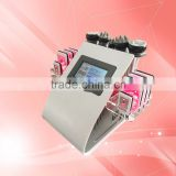 Best Sale Slimming Machine Cavitation Lipolaser Skin Rejuvenation Rf Slimming I Lipo Laser Machine 500W