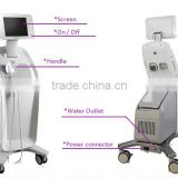 Painless Portable Liposonix Machine /HIFU Slimming For Body Fast Weight Loss Slimming High Frequency Machine For Hair
