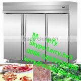 pasta quick freezer/quick freezing freezers for cooked wheaten food/stuffed bun quick freezer
