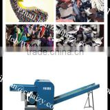 Hot sale fiber cutter machine old cloth cutting machine rag waste recycle use textile cutting machine (SKype:jeanmachinery)