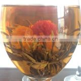 New Beautiful Health flower Blooming Tea made of Green tea