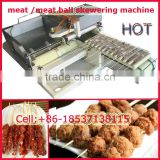 High Speed Automatic Meat Skewer Machine for Chicken,Beaf, Mutton,pork