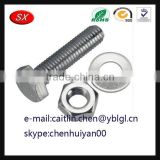 Customzied Chrome Metal Bullet Anti-Theft License Plate Fasteners Motorcycle Bolts Screw