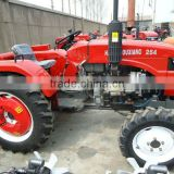 Agricultural implments fitted Tractor TY304 with 4WD ,with Fotony type engine hood,famous engine