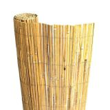 split bamboo fence & screen