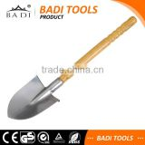 wooden handle Heated stainless Steel Hand potato shovel