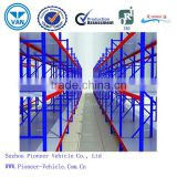 OEM Multi-level Powder Coated Warehouse Storage Rack/Shelf Systerm (ISO SGS TUV Approved)
