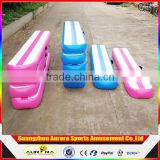 Factory Directly Can Be Customized Inflatable Gymnastics Beam Gymnastics Inflatable For Kids