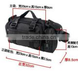 New 2013 outdoor magic black 3P men messenger bag military attack tactics cycling mountaineering sport fans bags