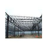 H Section Lightweight Industrial Steel Structures Fabrication For Steel Column / Beam