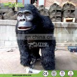 Life Size Animal of Gorilla Walking Model