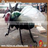ZI GONG Long Teng amusement park realistic simulation insects