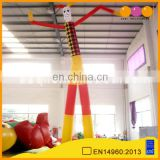 2017 interesting funny clown inflatable air dancer for sale from China