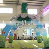 Inflatable arch tent, customized inflatable advertising tent T032