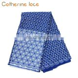 Catherine Ladies Party High Quality Polyester Guipure Lace Fashion Fabric
