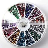 Nail Art 3D DIY Acrylic Rhinestones Decoration