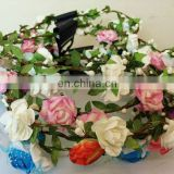 Festival Flower Garland Headband
