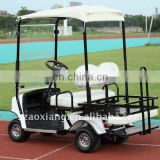 AX-A3-5 classic four seater Electric Cart,utility Electric Golf Cart with full warranty and CE certified
