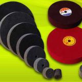 non woven polishing wheel, nylon wheel, buffing wheel
