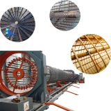 High efficiency CNC rebar cage making machine steel bar cage welding machine