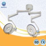 China SH MEDECO Germany Osram LED Bulb Hospital Surgical II LED Shadowless Operating Light 500/500