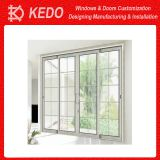 PVC Sliding Glass Window and Doors Shanghai UPVC Windows Grill Design