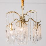 New item Crystal chandelier lighting USA style LED Decorated Chandeliers for hotel hall and villa living room