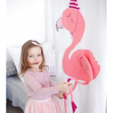 Hot Sale Home Style Flamingo and Unicorn Print Knitted Throw Blanket for Kids and Babies