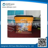 Factory direct wholesale reception counter table design