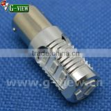 Hotsale flash led ba15s car fog lamp 10-30v , 1156/7 12smd 5630 car led fog bulb , s25 flash car led bulb