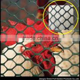 Hexagonal Plastic Poultry Fence - Cage or Barrier for Poultry