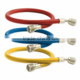 5mm Refrigerant Charging Three Color R134a Gas Hose