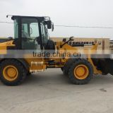 2200kgs compact front end mini wheel loader with CE certificate and with Rops cabin for sale