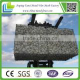 2*1*1m galvanized & pvc coated gabion box/basket/wire mesh for sale/China Alibaba Supplier/ISO 9001