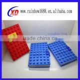 3D Building Skin Building blocks notebooks cover