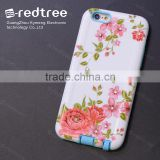 TPU+PC Printing Beautiful Mobile Phone Covers for Blackberry 9360 9370 Curve