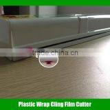 Food Plastic Film Cling Wrap Roll with Safe Slide Cutter