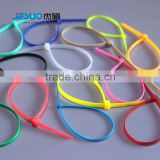 UL approved nylon 66 heat resistance manufacturer direct selling self-locking nylon cable ties