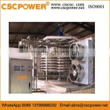Quick freezing Multiple Direction high efficiency double spiral freezer machinery