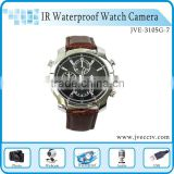 JVE-3105G-7 invisible Pinhole watch camera HD 1080P IR night vision hidden watch camera