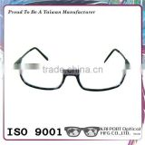 Animals paper transfer pattern and same series color metal temples glasses frame